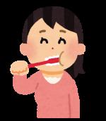 hamigaki_woman