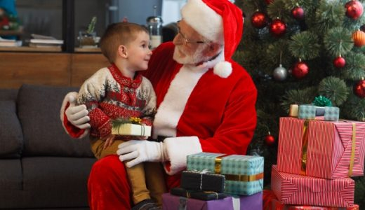 サンタクロースを信じる年齢は?何歳までか調べてみた!