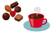 チョコとコーヒーって合う?どっちの意見が多いか調べてみた!