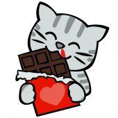 チョコレートで鼻血が出るは嘘!・・・かと思いきや実は本当?